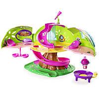 Игровой набор Popples Deluxe Treehouse. Малыши-прыгуши Дом на дереве.
