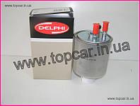 Фильтр топливный RENAULT Kangoo II 1.5 DCi 08-   Delphi  Англия HDF597