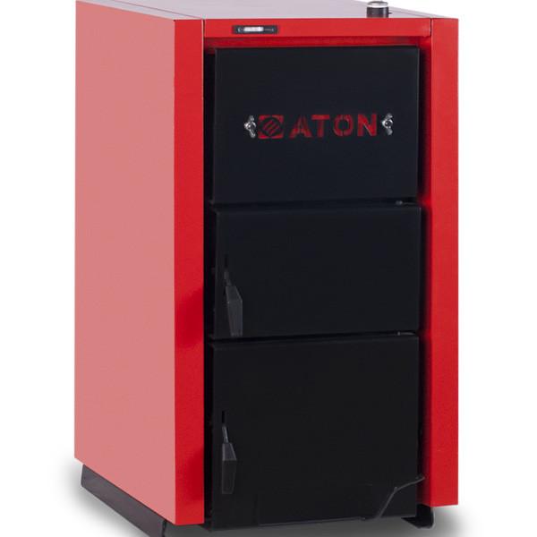 Твердотопливный котел FORTE (ATON)12 кВт  - OptMan - самые низкие цены в Украине в Харькове
