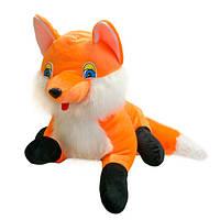 Мягкая игрушка Лиса рыжая