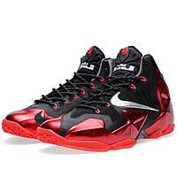 "Кроссовки мужские Nike LeBron 11 ""Miami Heat Away"""