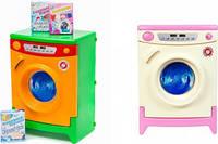 """Детская игрушечная """"Стиральная машина"""" ( в подарочной упак.), ТМ Орион, 839в.1"""