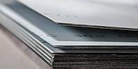 Лист нержавеющий зеркальная поверхность в плёнке  (ВА/РЕ)  304 толщиной 0,8 мм