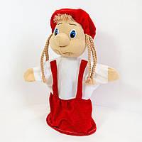 Игрушка рукавичка (кукольный театр) Девочка