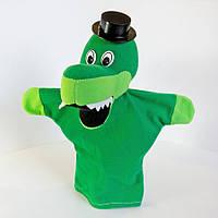 Игрушка рукавичка (кукольный театр) Крокодил