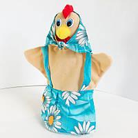 Игрушка рукавичка (кукольный театр) Курочка