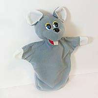 Игрушка рукавичка (кукольный театр) Мышка