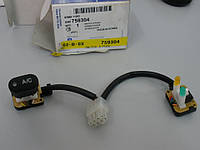 Кнопка кондиционера и обогрева заднего стекла Ланос (оригинал) GM Корея