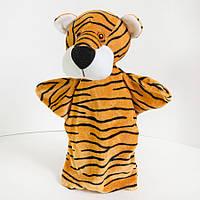 Игрушка рукавичка (кукольный театр) Тигр