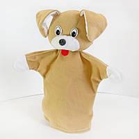 Игрушка рукавичка (кукольный театр) Собака