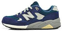 Мужские кроссовки New Balance 580 Elite Edition REVlite (Нью Баланс) синие