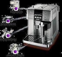 Ремонт кофеварок и кофемашин Saeco, Bosch, Siemens, Bosch, DeLongi, Trevi
