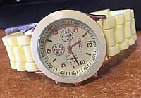 Часы женские Geneva Sport на силиконовом ремешке