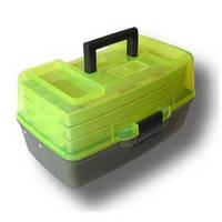 Рыболовный ящик AQUATECH 1703Т 3х-полочный