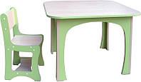 Детский стол и стул Кроша