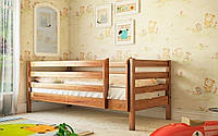 """Кровать деревянная с бортиком """"Л-135"""", фото 1"""