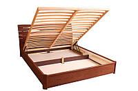 """Кровать деревянная с подъемным  механизмом """"Марита N"""", фото 1"""