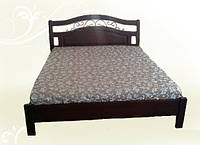 """Ліжко дерев'яне """"Фантазія Преміум"""""""