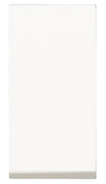 ABB Zenit Заглушка (1 модуль) белая