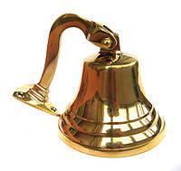 Колокол корабельный бронза