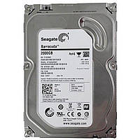 Жесткий диск Seagate Barracuda HDD 2000GB Seagate (ST2000DM001)