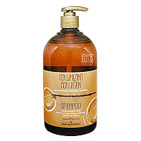KLERAL SYSTEM Volumizing Collagen Shampoo Бессульфатный шампунь с коллагеном для объема 1000 мл
