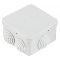 Коробка герметична зовнішня 90х90х50 (017)