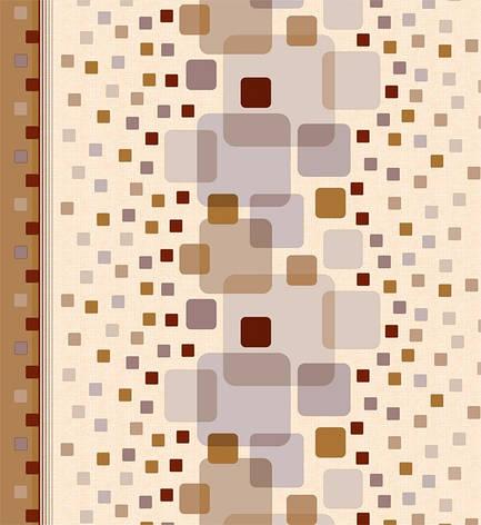 Скатерть клеёнчатая на стол Люкс абстракция , фото 2