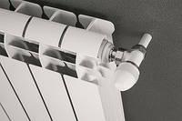 Алюминиевый радиатор Global Vox R 500 (секция)