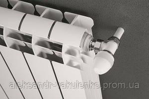 Алюминиевый радиатор Global Vox R 350 (секция)