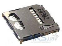 Aksline Разъем карты памяти Samsung Galaxy Tab 7.0 Plus P6200 / Galaxy Tab P1010 Original
