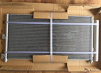 Радиатор кондиционера Fiat Doblo радиатор Добло