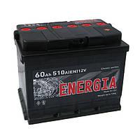 Аккумулятор Energia 6СТ-60Ач/510А(EN) (-/+)