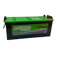 Аккумулятор Green Power 6СТ-140Ач/950А(EN) (+/-)