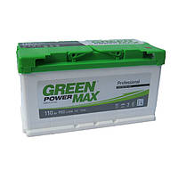 Аккумулятор Green Power Max 6СТ-110Ач/950А(EN) (-/+)