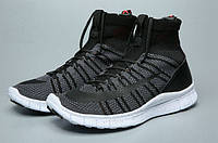 Кроссовки Nike Free Flyknit Mercurial black