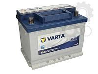 Аккумулятор VARTA BD 60Ah EN540 R+