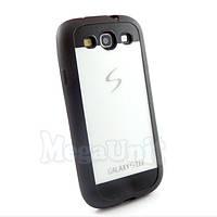 Чехол-накладка силикон+TPU Samsung i9300 Galaxy S3, фото 1
