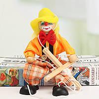 Марионетка Клоун на ниточках
