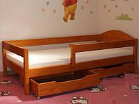 """Дитяче дерев'яне ліжко """"Мартель"""""""