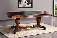 Стол обеденный раскладной большой размер Барон / МИКС МЕБЕЛЬ