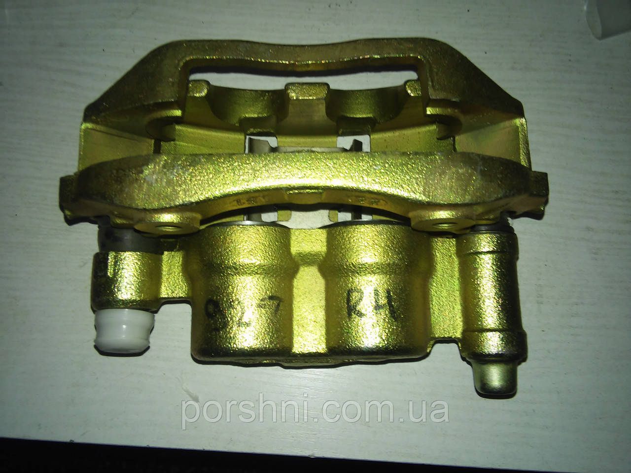 Суппорт  передний  тормозной Ford Тransit   92 -- Т 15  LH   92VB2B121BA