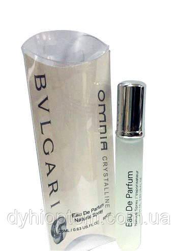 Реплика женского аромата Bvlgari Omnia Crystalline Whit Woman 20ml