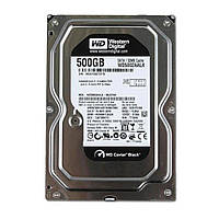 Жесткий диск 3.5' 500Gb Western Digital (WD5003AZEX)