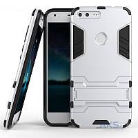 Чехол Original Transformer Series Google Pixel Silver