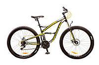"Велосипед 29"" Formula SPARK AM2 14G DD рама-18"" St черно-оранжевый 2017"