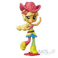 Игрушка Hasbro My Little Pony EQ Minis Эквестрия Герлз Applejack (C0839)