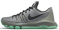 Баскетбольные кроссовки NikeKD 8 (Kevin Durant, найк кевин дюрант) серые