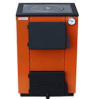 Твердотопливный котел Макситерм 14П (Оранжевый)