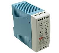 Импульсный блок питания MDR-60-24 60Вт/24В